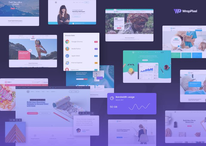 What To look For In To Choose A Complete UI Kit (Why WrapKit Is The Best)