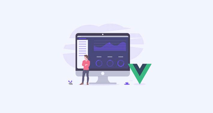 Top 5 Free Vue Dashboards & Framework Comparison